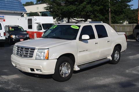 2004 Cadillac Escalade EXT for sale in Charleston SC
