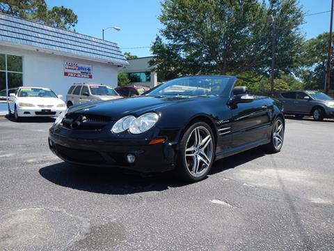 2005 Mercedes-Benz SL-Class for sale in Charleston, SC