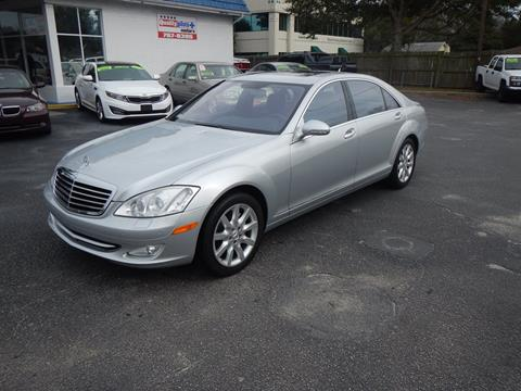 2007 Mercedes-Benz S-Class for sale in Charleston, SC