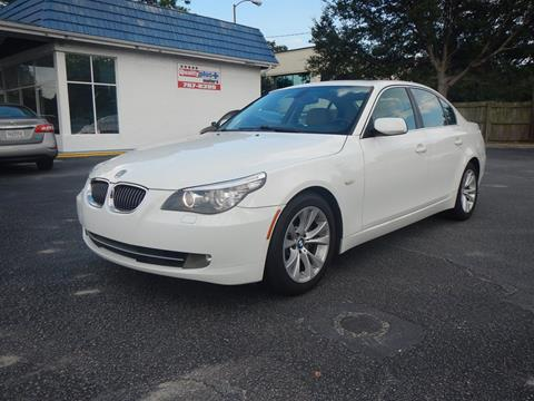 2009 BMW 5 Series for sale in Charleston, SC