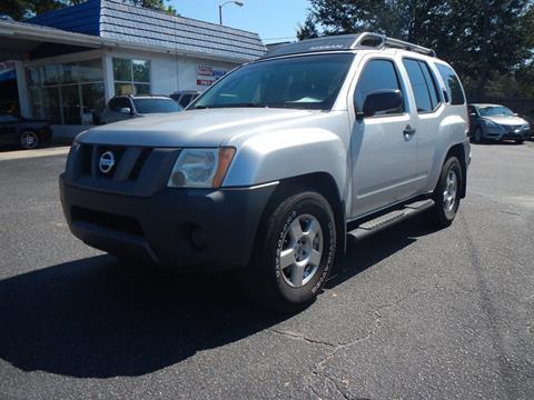 2008 Nissan Xterra for sale in Charleston, SC