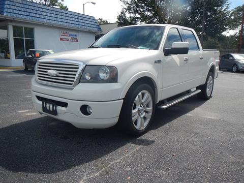 2008 Ford F-150 for sale in Charleston, SC