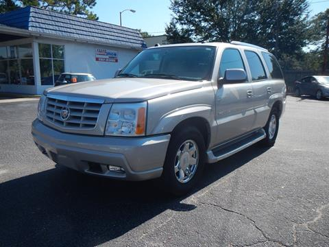2005 Cadillac Escalade for sale in Charleston, SC