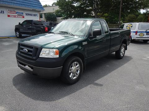 2007 Ford F-150 for sale in Charleston, SC