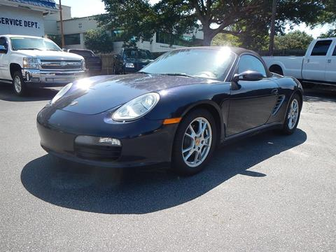 2007 Porsche Boxster for sale in Charleston, SC