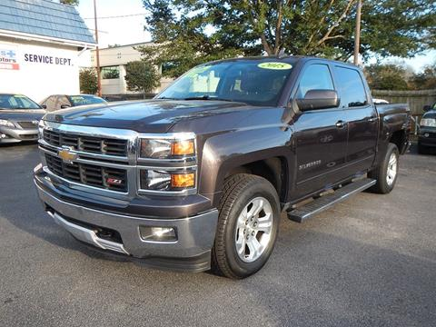 2015 Chevrolet Silverado 1500 for sale in Charleston, SC
