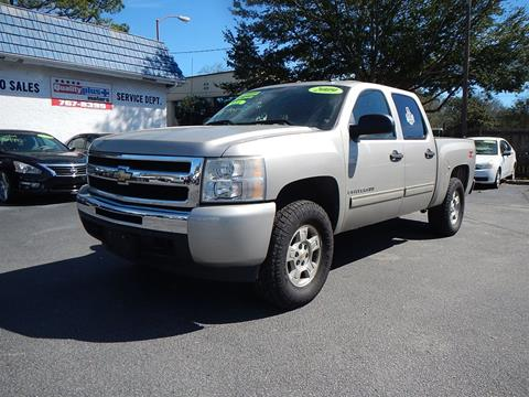 2009 Chevrolet Silverado 1500 for sale in Charleston, SC