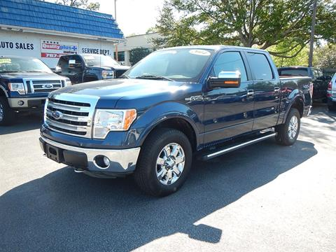 2014 Ford F-150 for sale in Charleston, SC