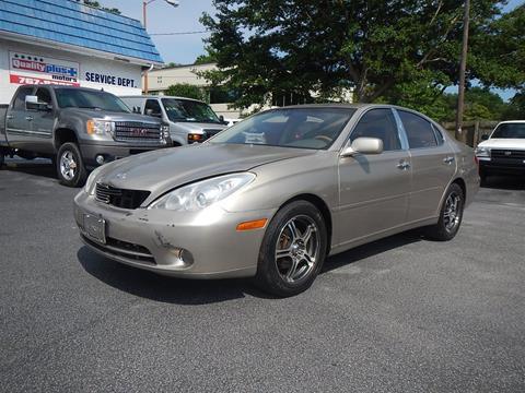 2006 Lexus ES 330 for sale in Charleston, SC