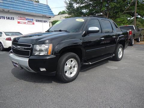 2008 Chevrolet Avalanche for sale in Charleston, SC