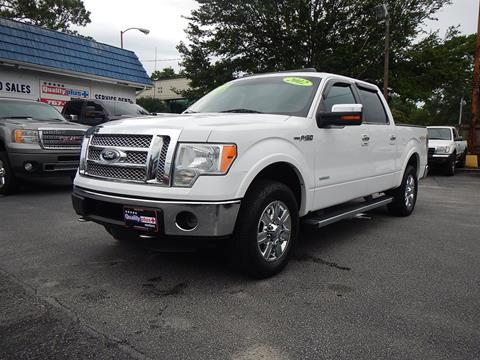 2012 Ford F-150 for sale in Charleston, SC