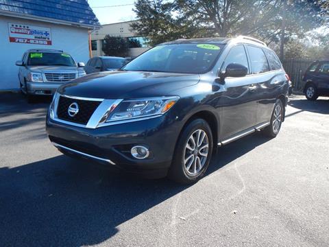 2015 Nissan Pathfinder for sale in Charleston, SC