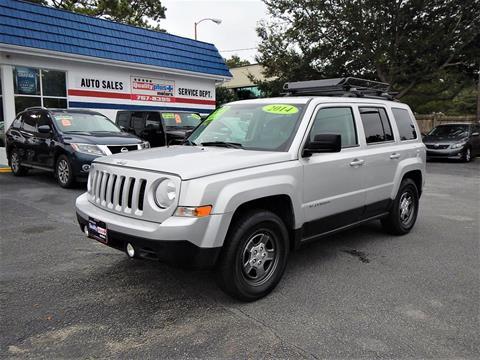2014 Jeep Patriot for sale in Charleston, SC