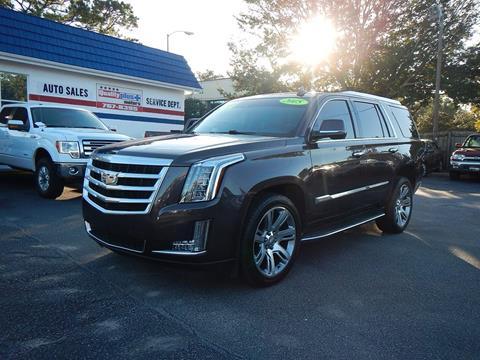 2015 Cadillac Escalade for sale in Charleston, SC