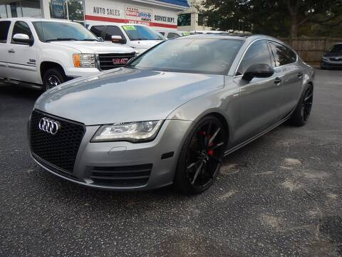 2012 Audi A7 for sale in Charleston, SC