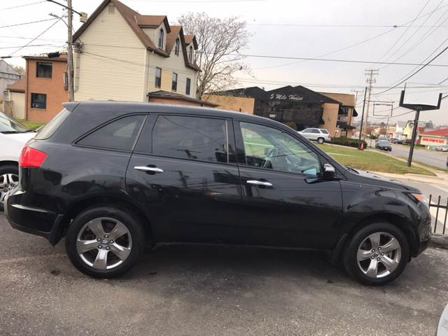 mdx ca com in carsforsale ontario acura for sale
