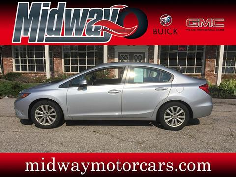 2012 Honda Civic for sale in Somersworth, NH