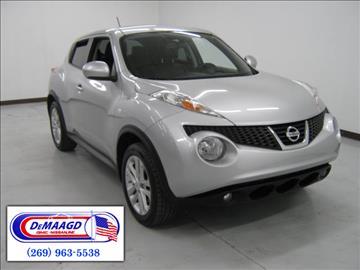 2013 Nissan JUKE for sale in Battle Creek, MI