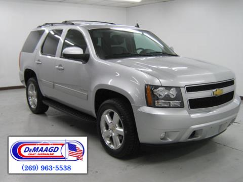 2014 Chevrolet Tahoe for sale in Battle Creek, MI