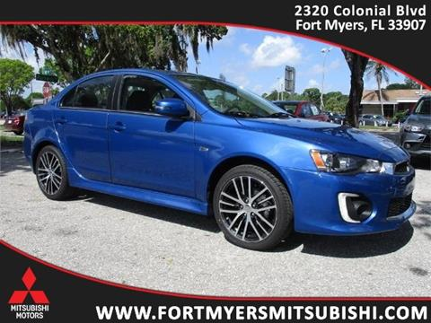 2017 Mitsubishi Lancer for sale in Fort Myers, FL