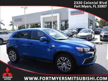 2017 Mitsubishi Outlander Sport for sale in Fort Myers, FL