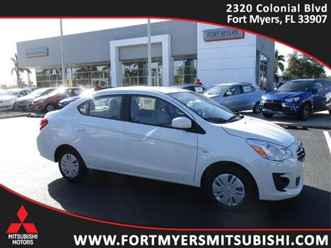 2018 Mitsubishi Mirage G4 for sale in Fort Myers, FL