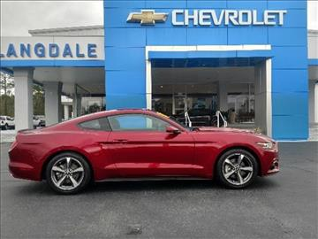 2017 Ford Mustang for sale in Moultrie GA