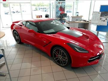 2017 Chevrolet Corvette for sale in Moultrie GA
