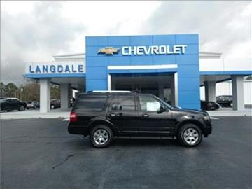 2009 Ford Expedition for sale in Moultrie GA