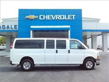 2017 Chevrolet Express Passenger for sale in Moultrie GA