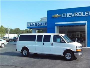 2017 Chevrolet Express Passenger for sale in Moultrie GA