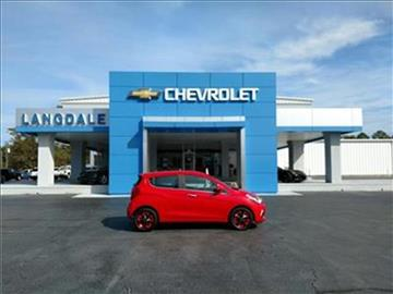 2017 Chevrolet Spark for sale in Moultrie GA