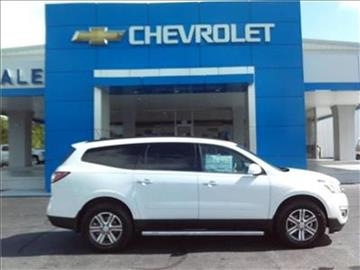 2017 Chevrolet Traverse for sale in Moultrie, GA