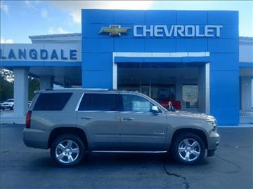 2017 Chevrolet Tahoe for sale in Moultrie GA