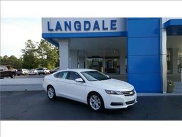 2015 Chevrolet Impala for sale in Moultrie GA