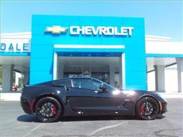 2017 Chevrolet Corvette for sale in Moultrie, GA