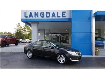 2015 Buick Regal for sale in Moultrie GA