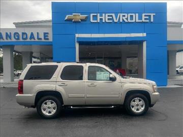 2009 Chevrolet Tahoe for sale in Moultrie GA