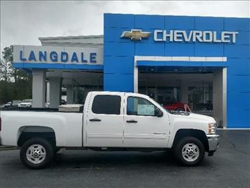 2013 Chevrolet Silverado 2500HD for sale in Moultrie, GA