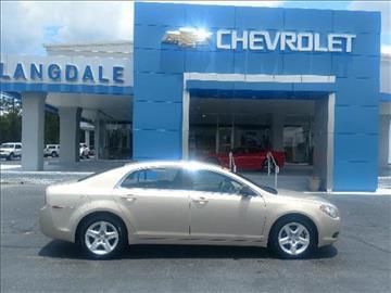 2010 Chevrolet Malibu for sale in Moultrie, GA