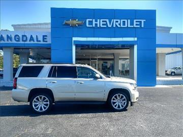 2015 Chevrolet Tahoe for sale in Moultrie GA