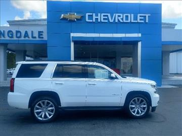2016 Chevrolet Tahoe for sale in Moultrie, GA