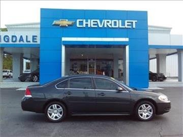2014 Chevrolet Impala Limited for sale in Moultrie GA