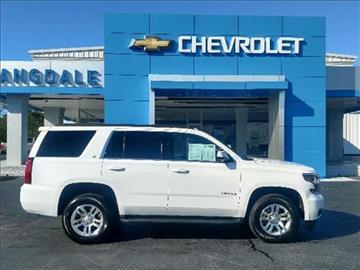2016 Chevrolet Tahoe for sale in Moultrie GA