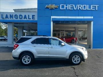 2016 Chevrolet Equinox for sale in Moultrie GA