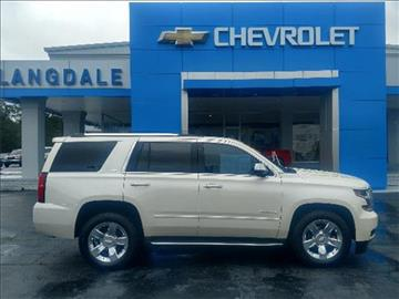 2015 Chevrolet Tahoe for sale in Moultrie GA