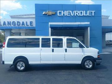2017 Chevrolet Express Passenger for sale in Moultrie, GA