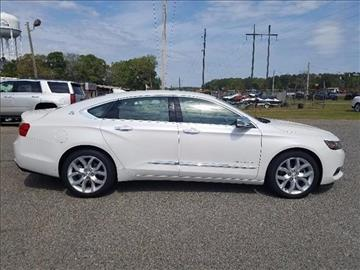 2016 Chevrolet Impala for sale in Moultrie, GA