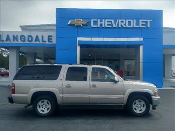 2005 Chevrolet Suburban for sale in Moultrie GA