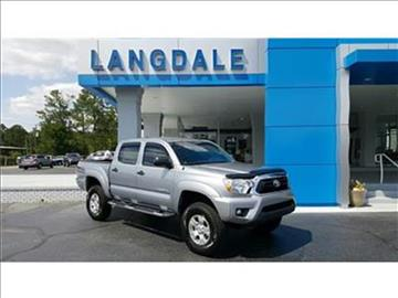 2014 Toyota Tacoma for sale in Moultrie GA